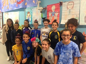 Crazy Hair Day 2016